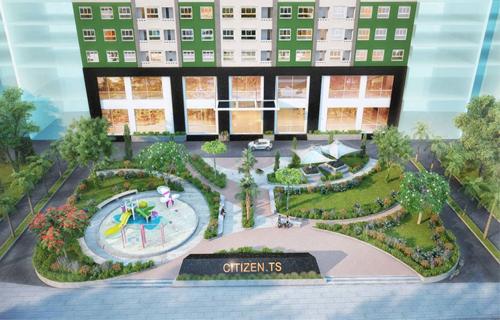 Căn hộ Citizen Trung Sơn - Huyện Bình Chánh