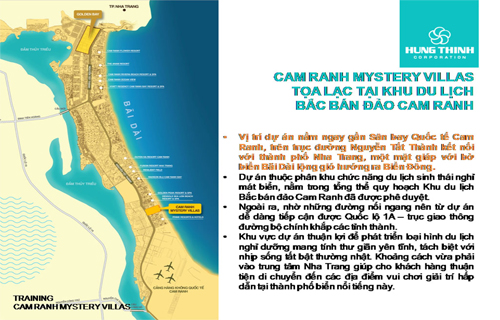 Cam Ranh Mystery Villas – TP.Cam Ranh