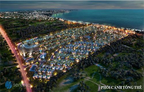 Biệt thự View biển tọa lạc tại thủ đô Resort Mũi Né – Phan Thiết